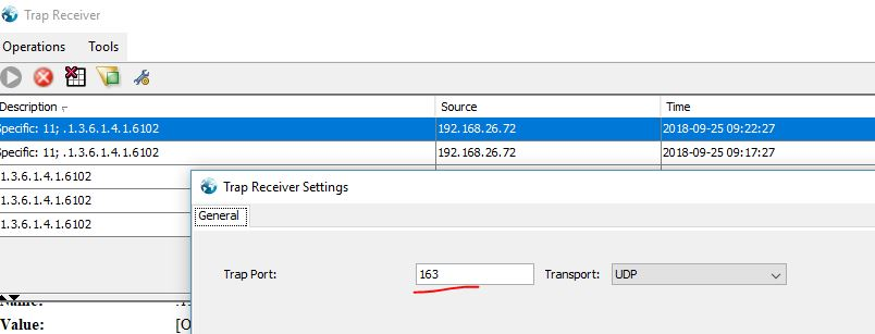Testing SNMP Traps out using a Trap Receiver - IR Community